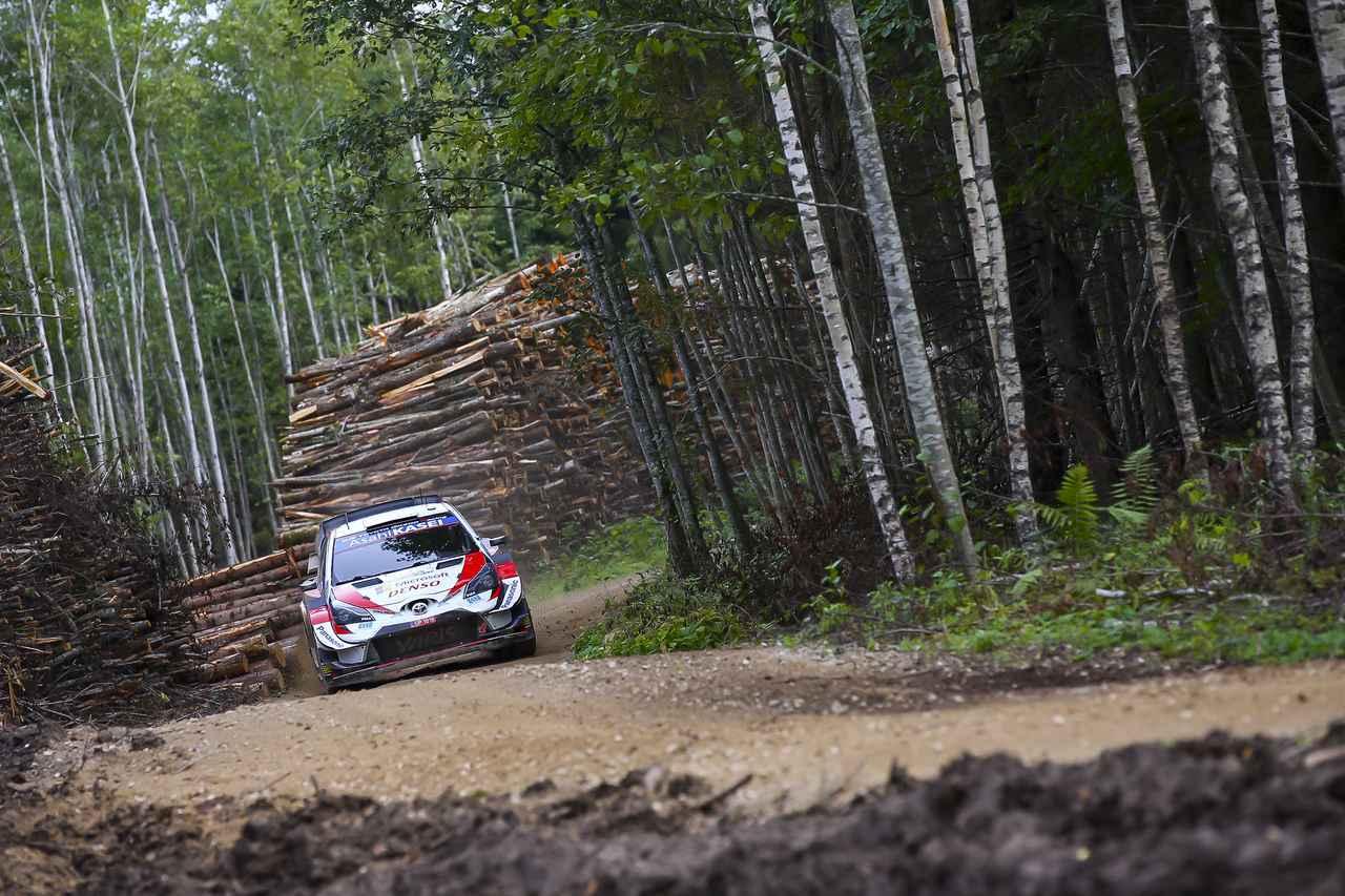 画像: スペシャルステージにはラリー・フィンランドに似たハイスピードなコーナーが多い。