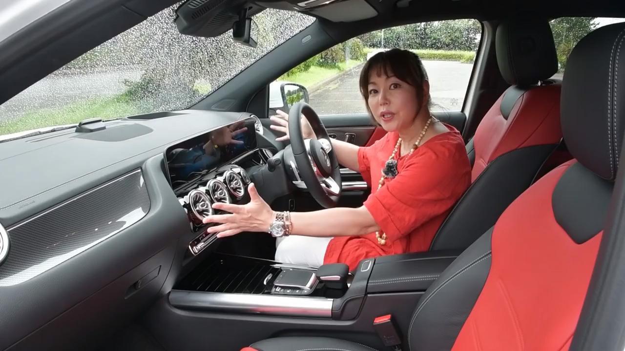 画像: 【動画】竹岡 圭のクルマdeムービー「メルセデス・ベンツGLA」(2020年8月放映)