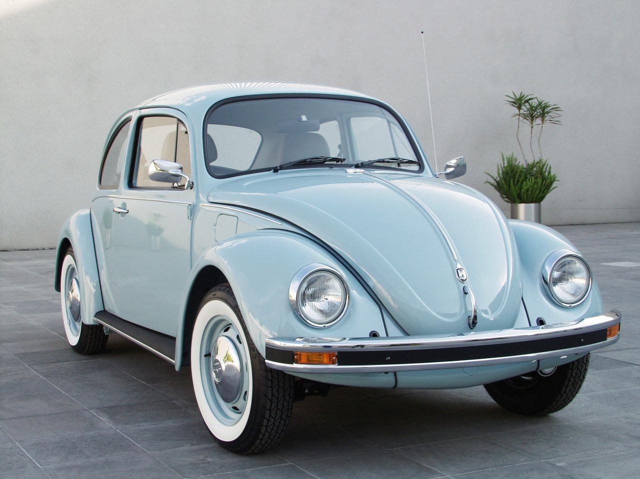 画像: スイングアクスルを採用した代表的な車種は元祖ビートル。シンプルな機構のために、コストも安く抑えられた。