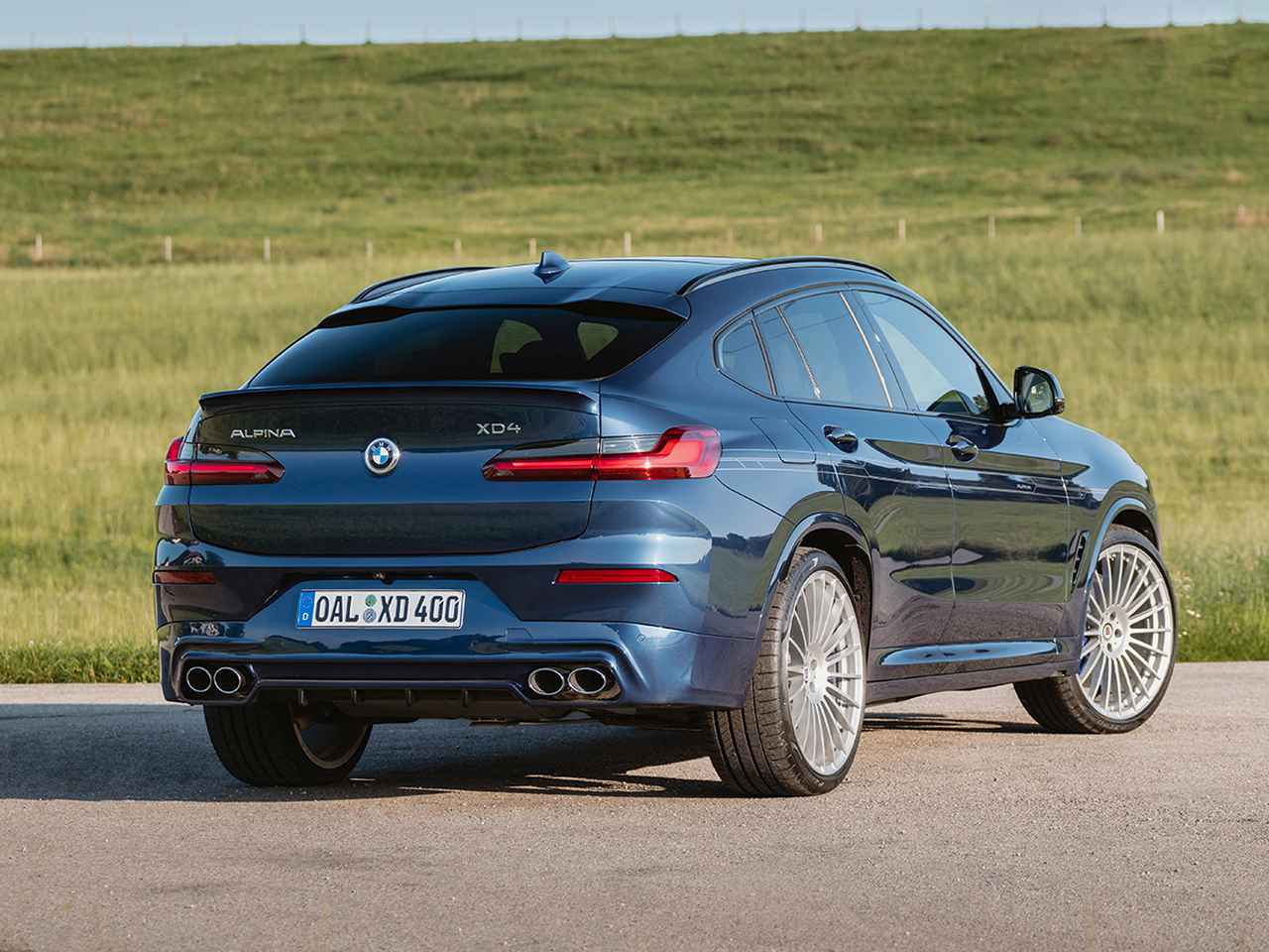 Images : 5番目の画像 - BMWアルピナ XD4とXD3がマイナーチェンジ - Webモーターマガジン