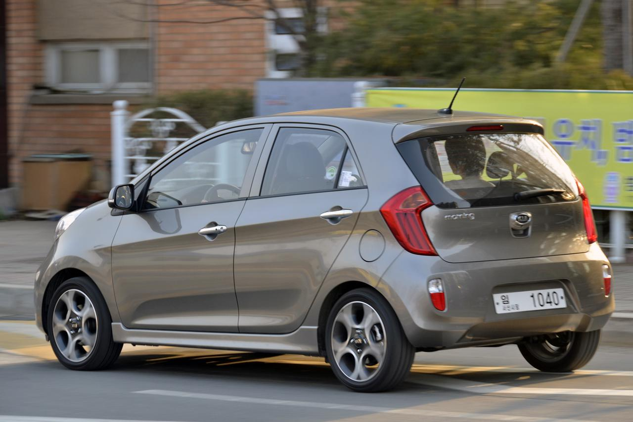 画像: 試乗車は韓国仕様だったが、ヨーロッパ仕様のセッティングだと足まわりの印象などは変わっていただろう。