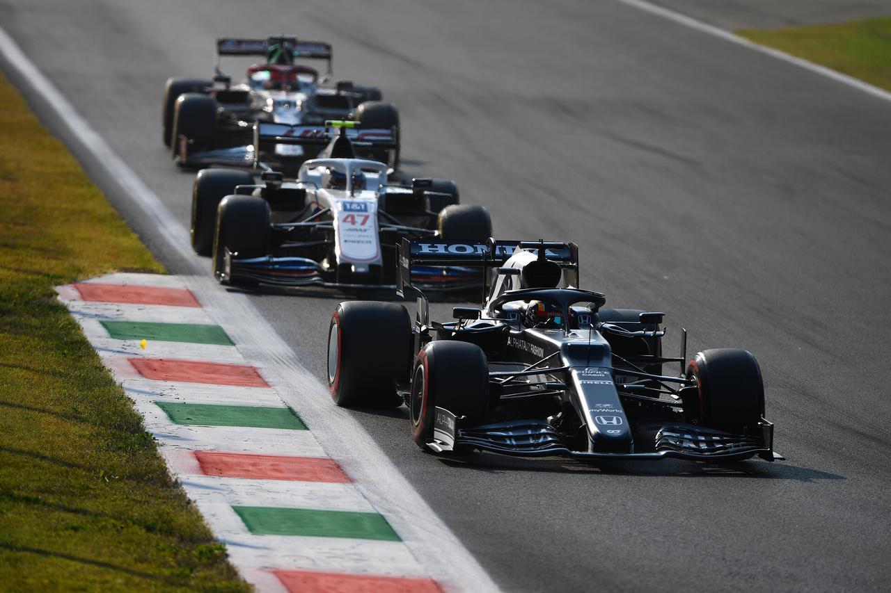 画像: イタリアGPはブレーキトラブルで出走できず、悔しいリタイア。ロシアでどんな走りを見せるか。そして、どのグランプリで新型のエナジーストアを投入するかも注目ポイント。
