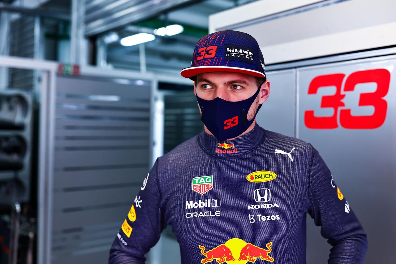 画像: マックス・フェルスタッペン(レッドブル・ホンダ)はQ1を2周を走行したのみでタイムを記録せずに予選を切り上げた。