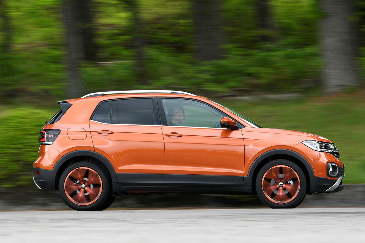 画像: 全長は4115mmと国産SUVと比べても非常にコンパクトにまとめられている。