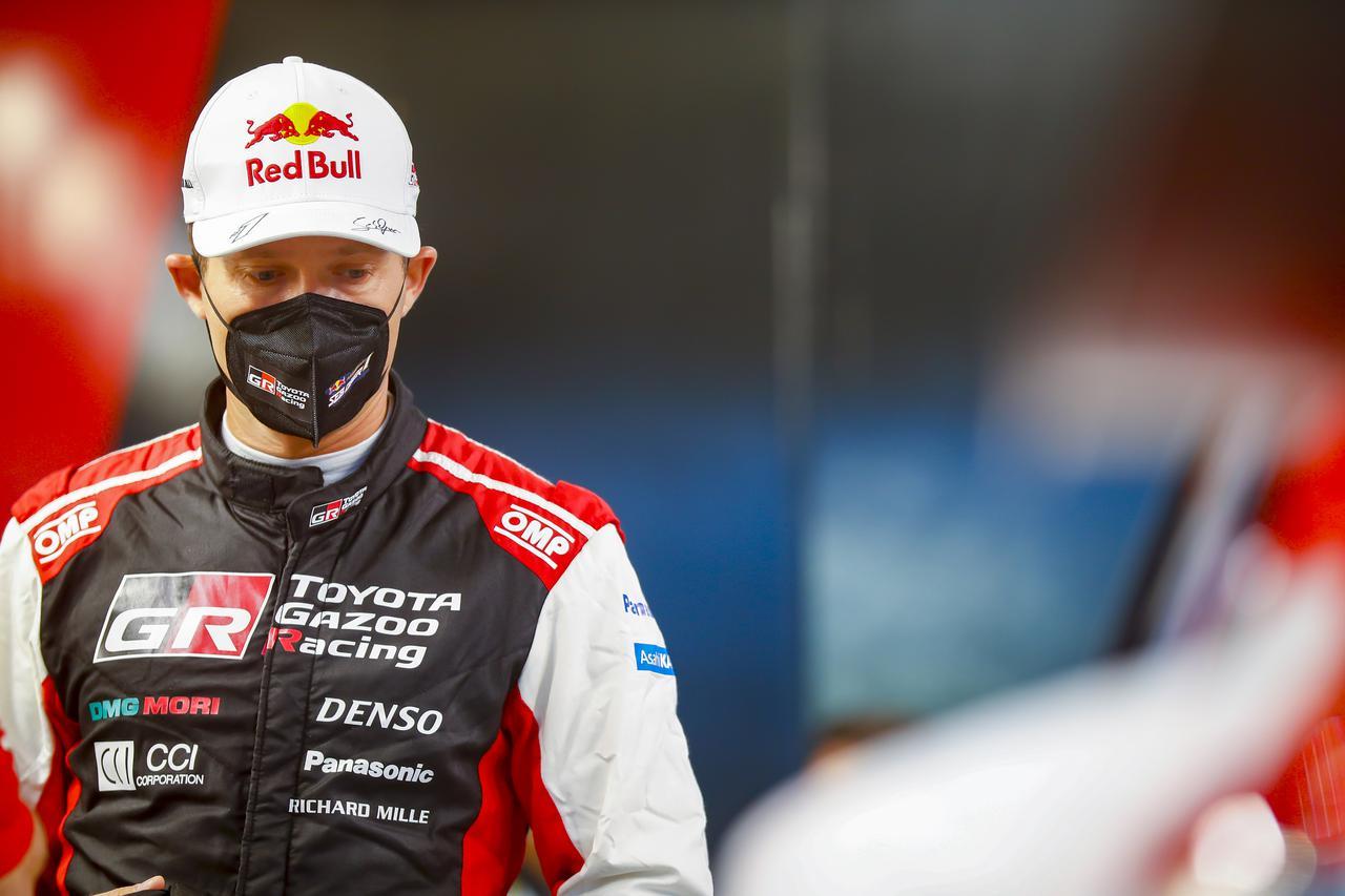 画像: ドライバータイトル争いをリードするセバスチャン・オジェ(トヨタ)。8度目のタイトルに向けて視界は良好。