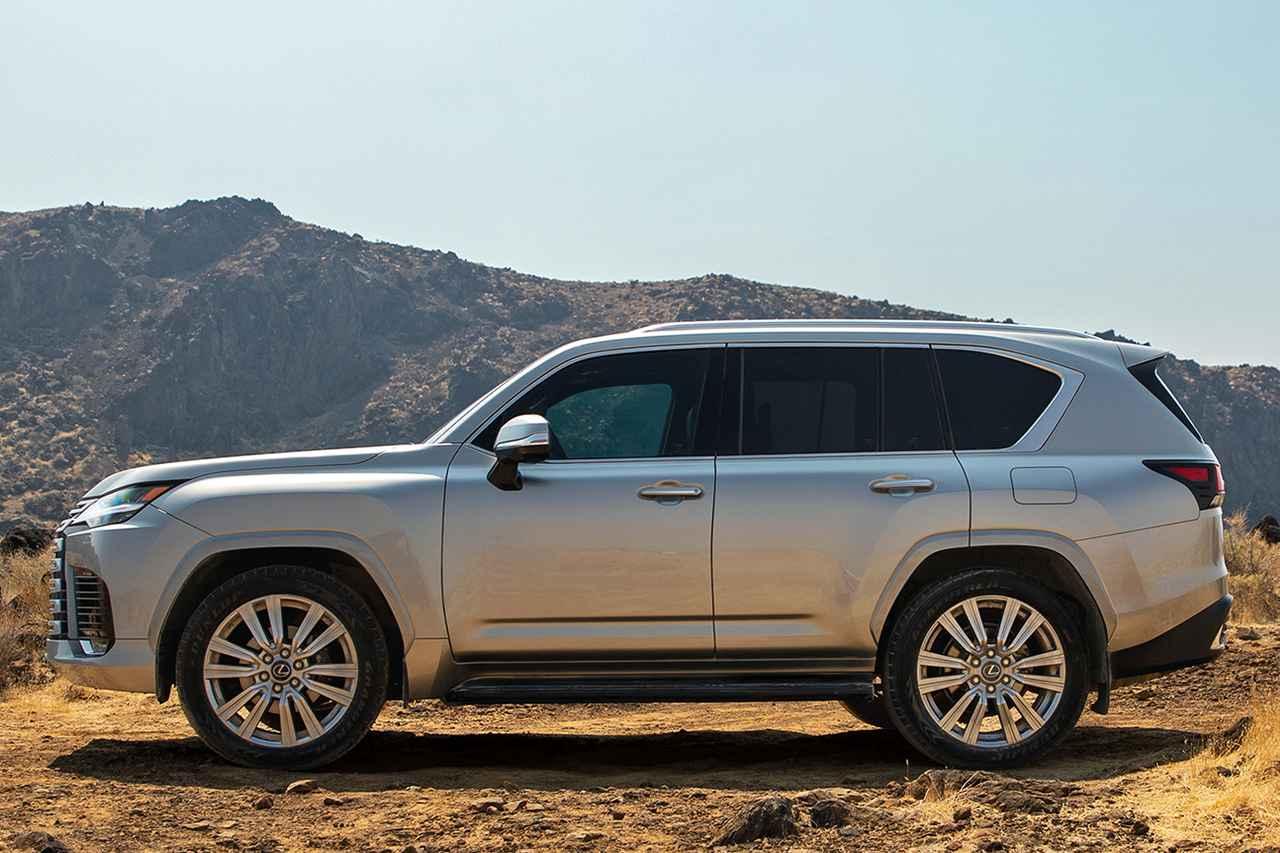 画像: 新プラットフォームやアルミニウムの採用などで、車両重量を約200kg軽量化した。