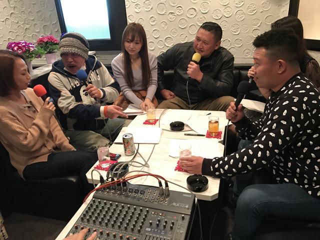 画像: そして今夜のゲストは、元旭天鵬の大島親方。 相撲以外のぶっちゃけトークも聴きどころ。
