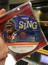 画像: Stevie Wonder feat . Ariana Grande / Faith (2016) 映画「SING」のサウンドトラックから。 CDも映画のキャラクターが居て、かわいい! 観ました?この映画。 ストーリーも面白いけど、とにかく気持ちいい! 音楽ってほ〜んと、素晴らしい!