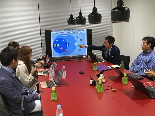 画像: 複数SNS利用における運用戦略とは(田中 和洋 氏@アライドアーキテクツ)