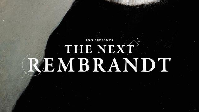 画像: The Next Rembrandt youtu.be