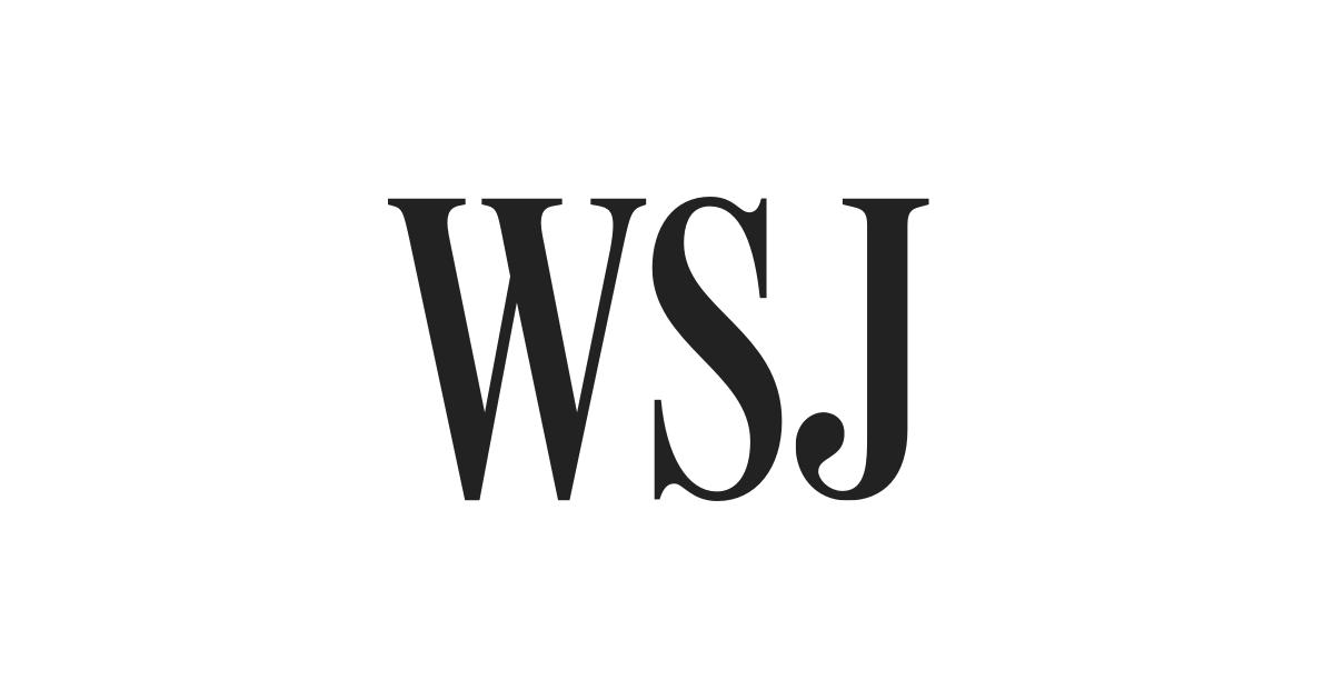画像: The Wall Street Journal & Breaking News, Business, Financial and Economic News, World News and Video