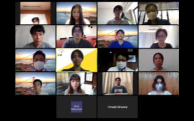 画像: 現在Workshopはオンライン開催を実施しています。ご興味のある方はぜひ気軽にご参加くださいませ。