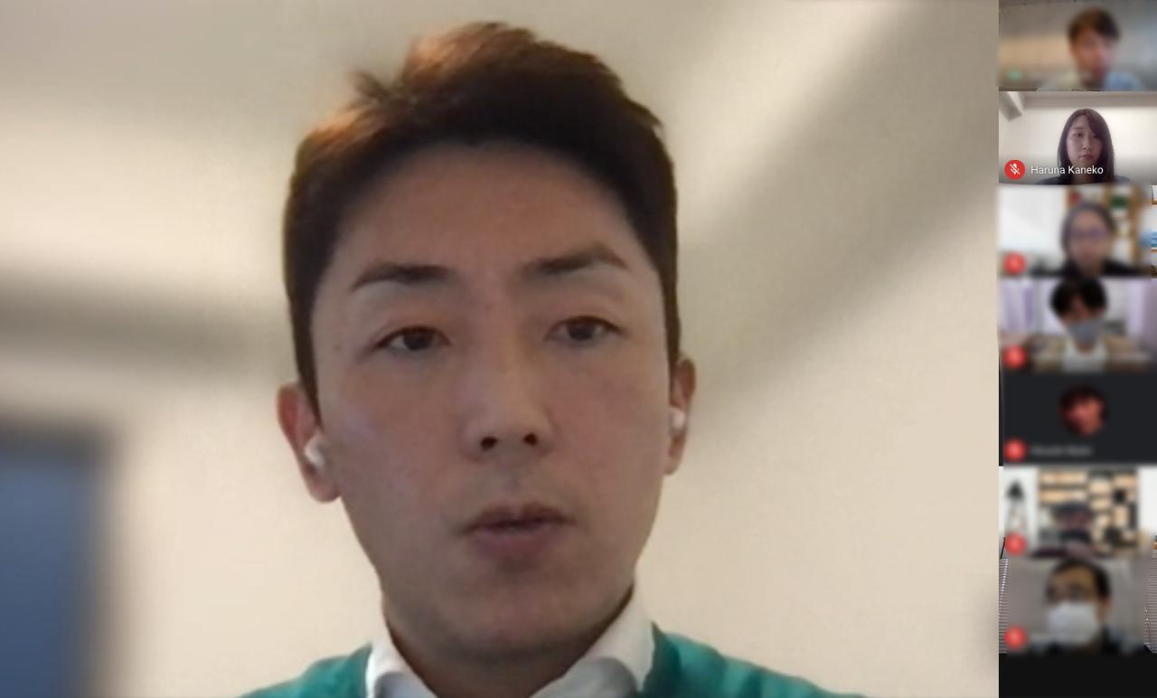 画像: 中瀨さんのお話に、この日の出席者は興味津々。後半のディスカッションも非常に有意義なものとなりました。