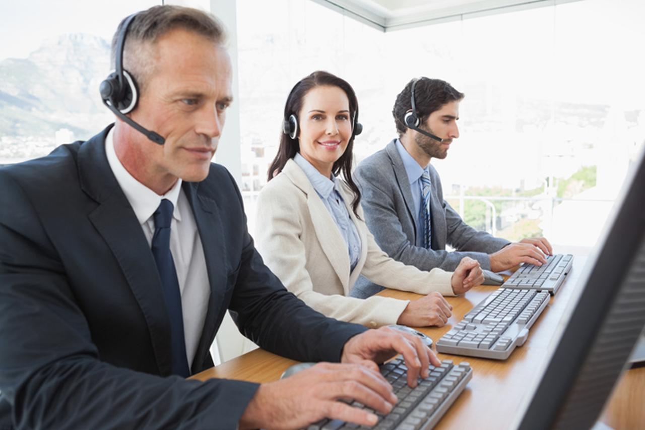画像: 戦略的な意義が高まるコールセンターの業務