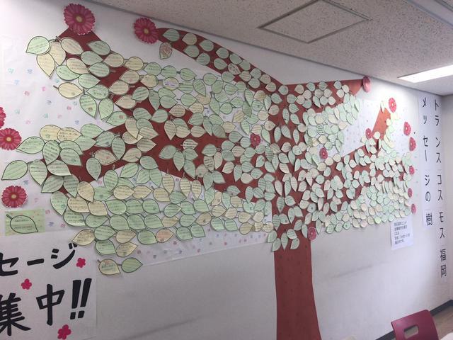 画像: メッセージの樹プロジェクトがあなたの参考に!