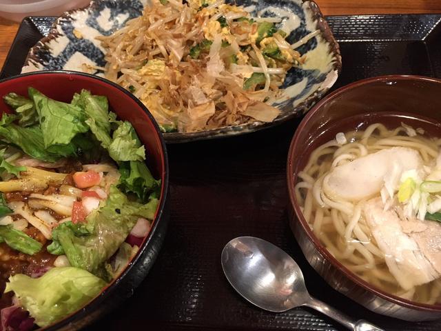 画像3: 沖縄料理とそば かんから食堂