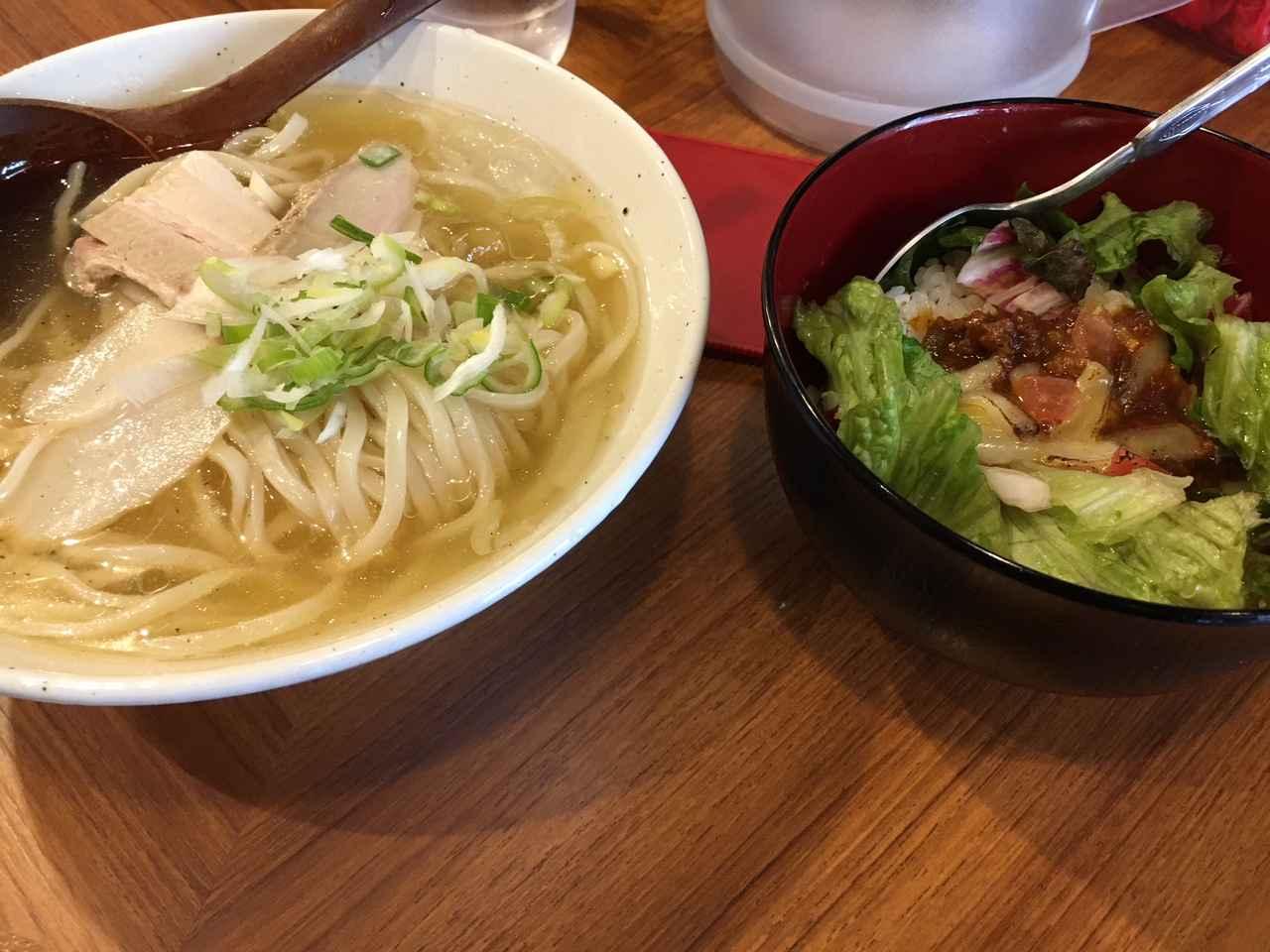 画像1: 沖縄料理とそば かんから食堂