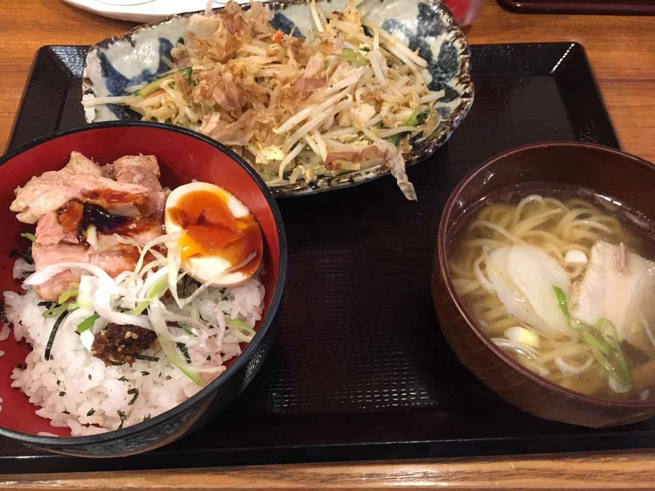 画像2: 沖縄料理とそば かんから食堂