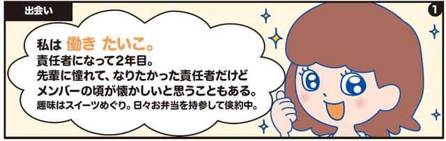 画像1: 働き たいこ誕生!!