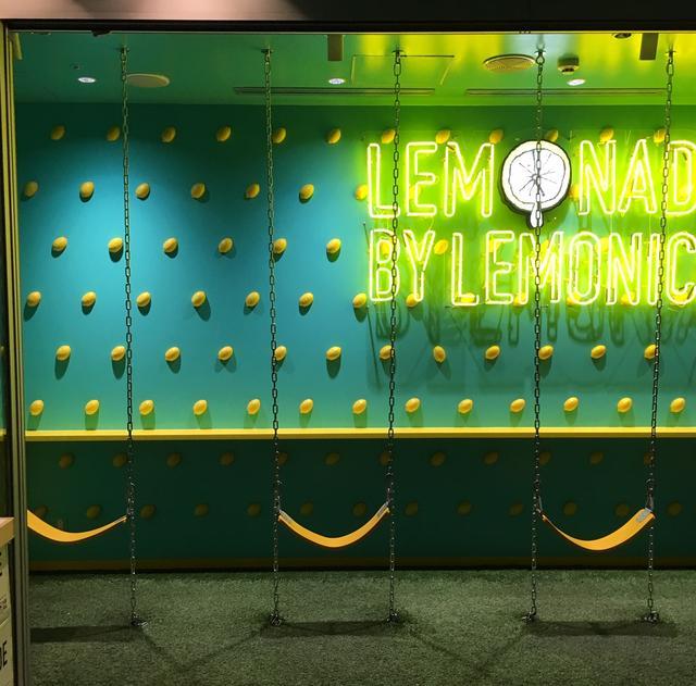 画像1: 渋谷のインスタ映えスポットNo,1のレモネード専門店