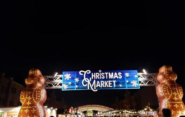 画像: クリスマスマーケット2018 横浜赤レンガ倉庫