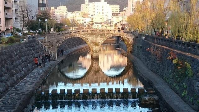 画像: 眼鏡橋