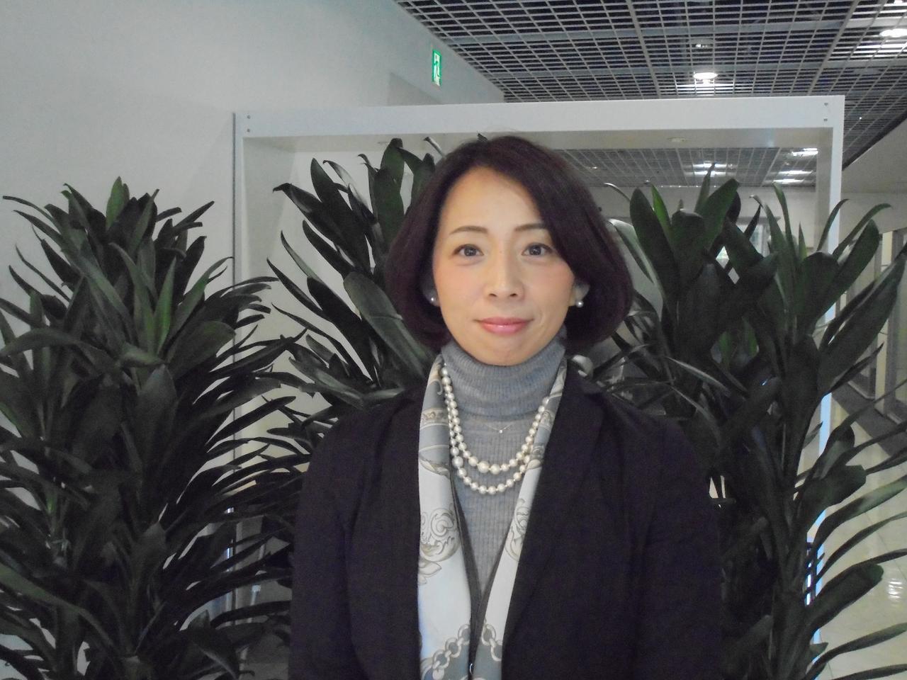 画像: 女性活躍社員インタビューシリーズ⑧福馬千恵さん