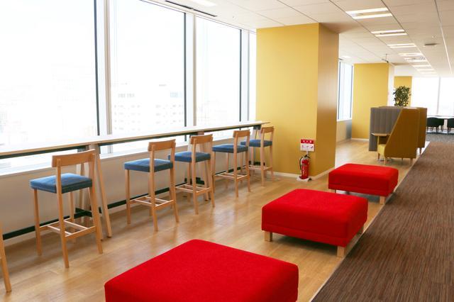 画像2: ゆったりとした雰囲気のユーティリティスペース