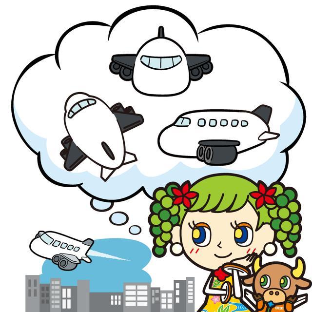 画像: BPOセンター沖縄うるまのイメージキャラクター:ケラミィ(左)カウル(右)