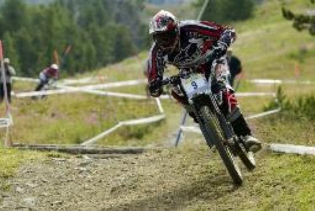 画像: Honda RN01(2005年) 【ライダー:グレッグ・ミナー】 UCIマウンテンバイク ワールドシリーズチャンピオン
