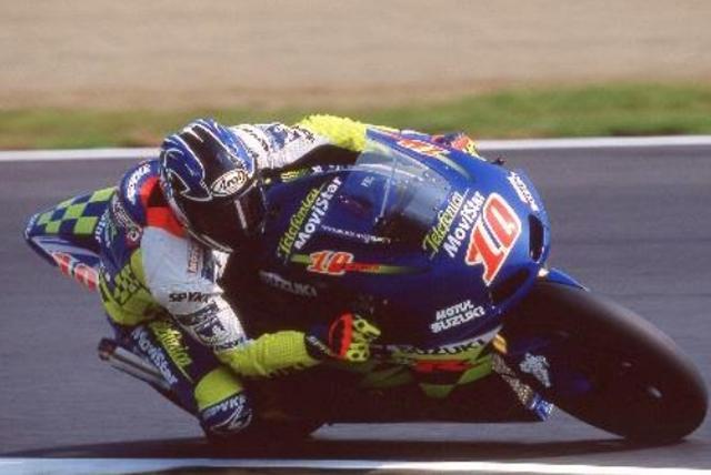 画像: スズキ GSV-R(2002年) 【ライダー:ケニー・ロバーツJr.】 MotoGP™クラス参戦