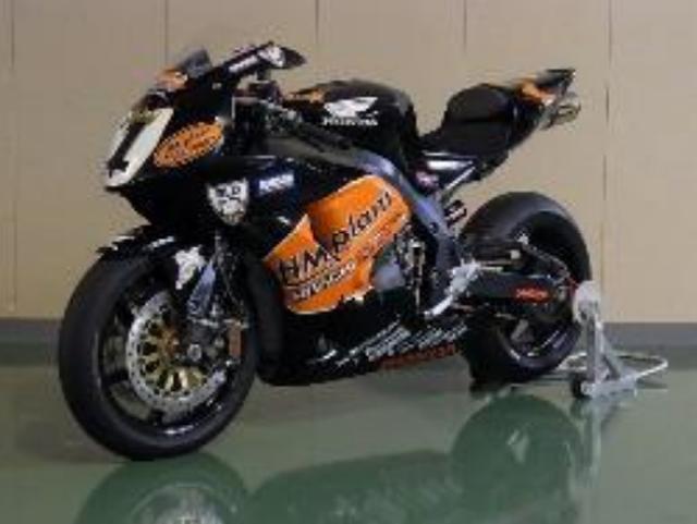 画像: Honda CBR1000RRK(2007年) 【ライダー:清成龍一】 イギリススーパーバイク選手権 シリーズチャンピオン