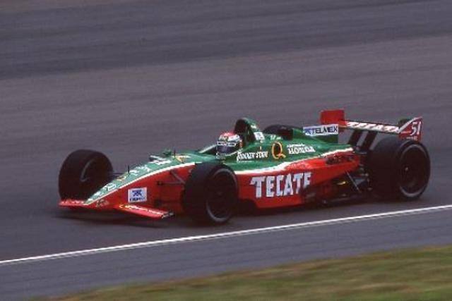 画像: ローラ B2 Honda(2002年) 【ドライバー:エイドリアン・フェルナンデス】 CART FedExチャンピオンシップシリーズ参戦