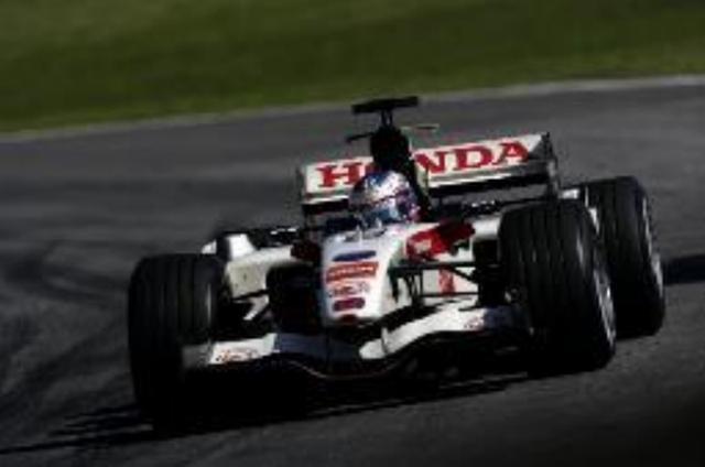 画像: Honda RA106(2006年) 【ドライバー:ジェンソン・バトン 】 F1世界選手権参戦
