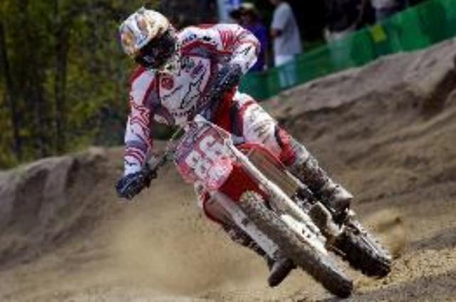 画像: Honda CRF450R(2006年) 【ライダー:熱田孝高】 全日本モトクロス選手権IA1クラス シリーズチャンピオン