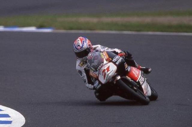 画像: アプリリア RS125(2002年) 【ライダー:アルノー・ヴァンサン】 MotoGP™ 125ccクラス シリーズチャンピオン