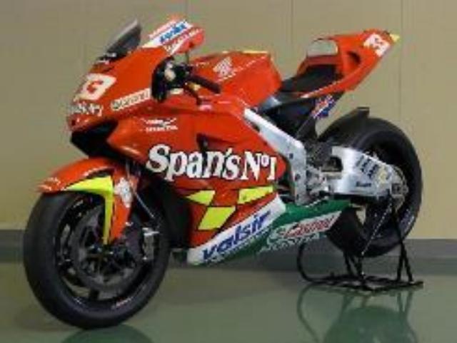 画像: Honda RC211V(2006年) 【ライダー:マルコ・メランドリ】 MotoGP™クラスシリーズ4位 日本GP(ツインリンクもてぎ)3位