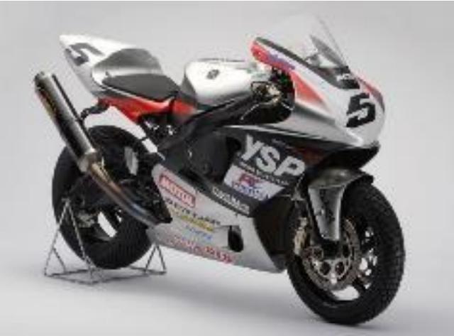画像: YAMAHA MOTOR CO.,LTDヤマハ発動機株式会社 ヤマハ YZF-R7(2002年) 【ライダー:吉川和多留】 全日本ロードレース選手権 スーパーバイクシリーズ2位 第5戦 ツインリンクもてぎ3位