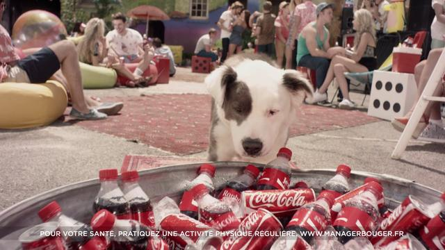 画像: Partaz un Coca-Cola, Partaz un sentiment youtu.be