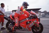画像: 2000年大会のチームキャビンホンダ33号車(伊藤真一/鎌田学組)。シートカウルの後ろのゼッケン33に「T」が付いているのがわかりますね。 www.suzukacircuit.jp