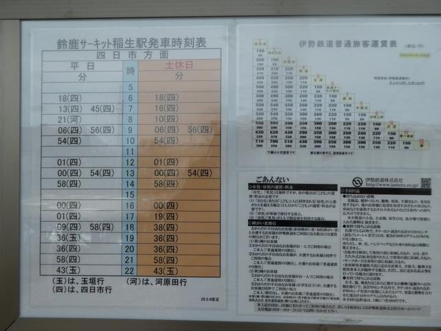 画像5: その名は『鈴鹿サーキット稲生駅』