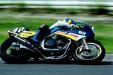 画像: 1986年大会で5位入賞した八代/宮城組のホンダCBX750F。なおエントリー名で車名は記述していますが、このマシンはモリワキZERO-X7という名がつけられています。 オートバイ/モーターマガジン社