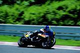 画像: 2分22.16秒で予選2位に入ったモリワキのCBX750F。車体には独自のアルミフレームを採用していました。 オートバイ/モーターマガジン社