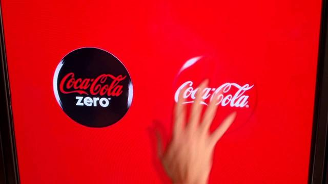 画像: Coca-Cola Zero - Vending Machine youtu.be