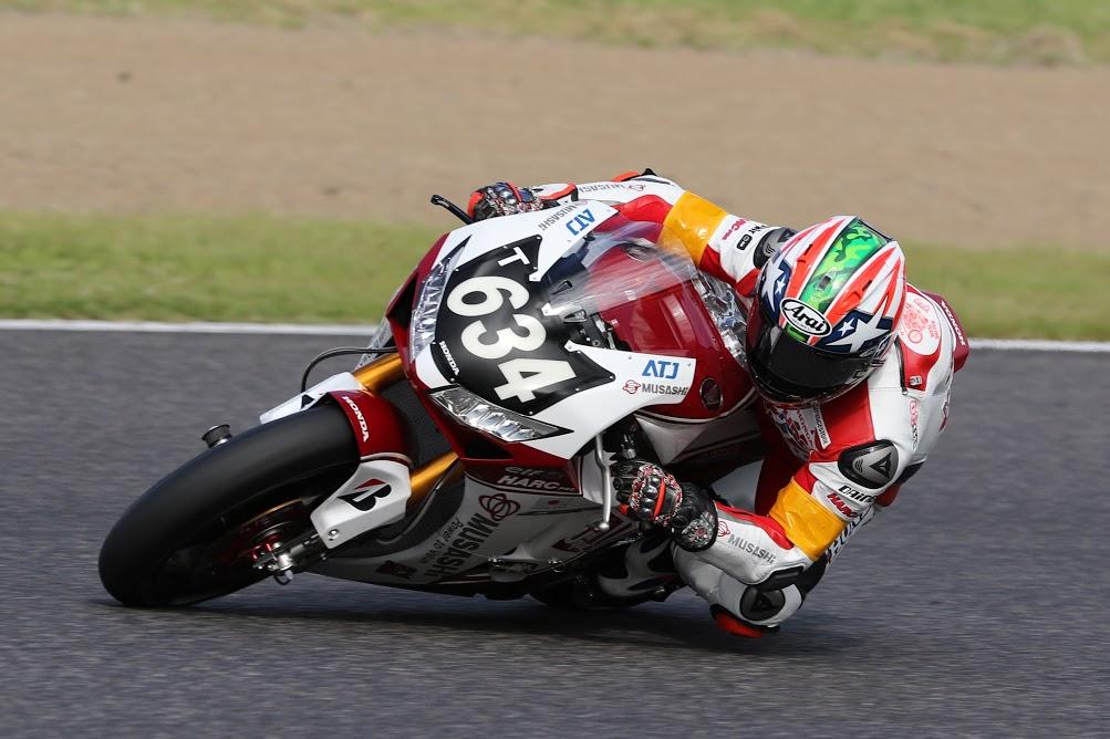 画像: 第2ライダー登録のニッキーは、ホンダCBR1000RRを駆り2'08.479のタイムを予選で記録しています。 www.suzukacircuit.jp