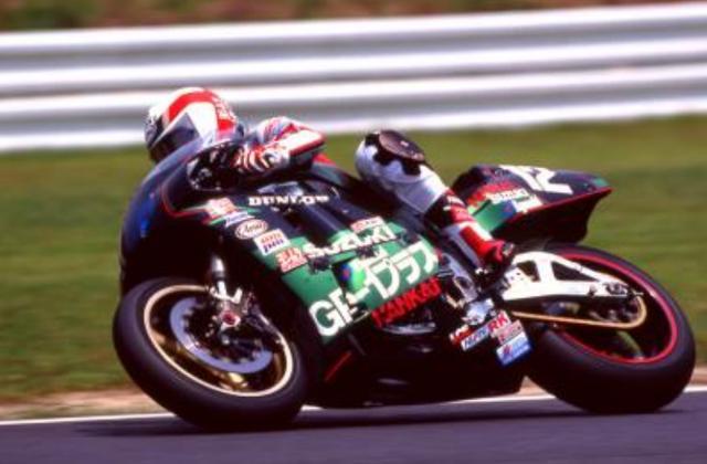 画像: 1992年 ヨシムラスズキ GP-1プラス GSX-R750