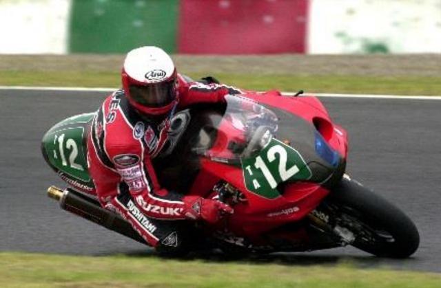 画像: 2000年 ヨシムラ スズキ GP1DAXIM GSX1300R隼
