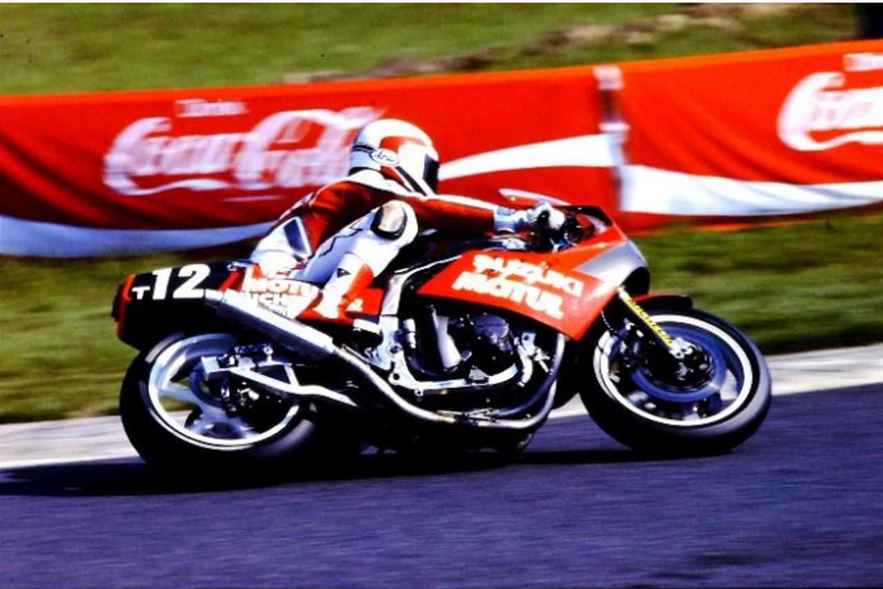 画像: 1986年 チームヨシムラモチュール GSX-R750