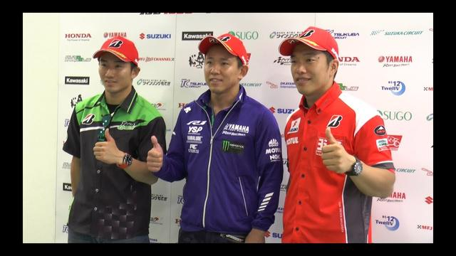 "画像: 2017 MFJ SUPERBIKE ROUND 5 : AUTOPOLIS JSB1000 ""After The Race"" Interview youtu.be"