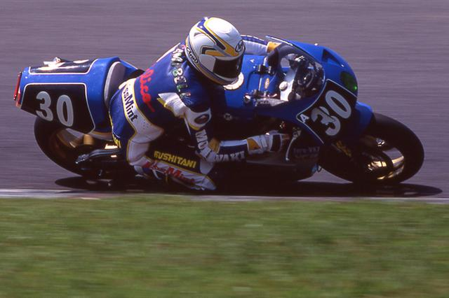 画像: 1992年 NTT MORIWAKI Racing/モリワキZERO-VX7